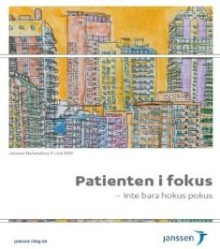 Nyhetsbrev: Patienten i fokus – inte bara hokus pokus