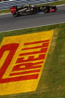 Italiens Grand Prix 2011