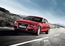 Audi A4 2.0 TDI e: 119 g CO2 per kilometer