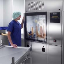 Medica 2006: Avancerad diskteknik på Nacka Närsjukhus styrs direkt från Düsseldorf