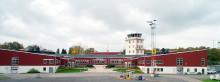 Kalmar Airport fortsätter att öka.