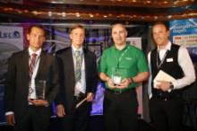 Dalkia vinnare av Energismart Awards 2011