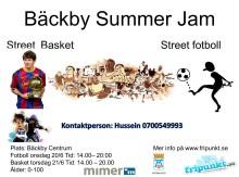 Bäckby Summer Jam 2012