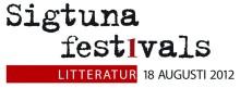 Sigtuna startar Litteraturfestival med ordet i centrum
