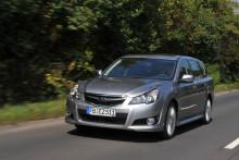 Subaru startar produktion i Trollhättan