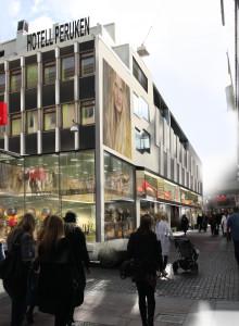 Vasakronan moderniserar i centrala Göteborg