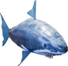 Viime hetken joululahjavinkki - radio-ohjattava heliumhai.