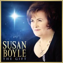 """Susan Boyles nya album """"The Gift"""" går direkt in som etta i USA och Storbritannien"""