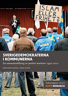 Sverigedemokraternas kommunala motioner granskas i ny rapport