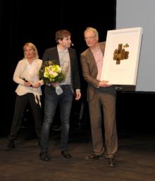 Årets unga ledare inom bygg- och fastighetsbranschen; Erik Almgren på Bengt Dahlgren Brand & Risk