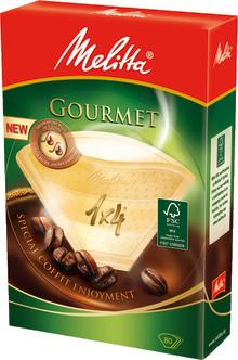 Fylligare kaffe med nya Melitta® Gourmet Plus kaffefilter