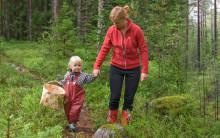 Naturbarometern 2011 - Svenskarna är ett naturälskande folk.