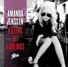 Amanda Jenssen släpper album 7 maj