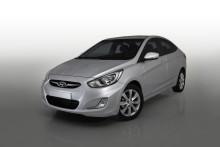 Hyundai Solaris årets bil i Russland