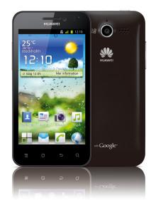 Huawei Honor lanseras i Sverige