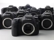 Canon firar sitt 40-miljonersexemplar av EOS-seriens systemkameror