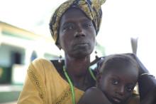 Akut matbrist i Västafrika: 700 000 går hungriga i Gambia