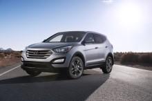 Pressebiler fra Hyundai høsten 2012
