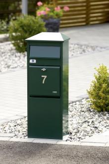 Samla veckoposten i en pålitlig postlåda från Berglund