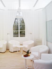 Rånäs Slott har annorlunda möteslokal – helt i tidens anda