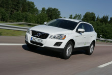Volvo XC60 blev Årets familjebil i Women's Word Car of the Year