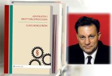 Norstedts Juridik ger ut Advokaten i brottmålsprocessen av Claes Borgström