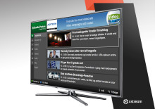 Jyllands-Posten's TV app in the final as Connected Home Display Device of the year