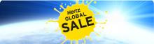 Upp till 33 procents rabatt på bilhyran i Hertz Global Sale