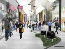 Diligentia bygger om Väla till Sydsveriges största köpcentrum