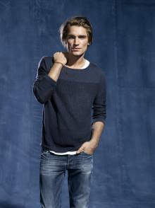 Texas Olsson - nytt ansikte hos JC Jeans & Clothes