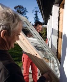 Att byta fönster - lätt och rätt