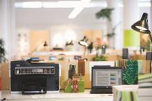 Hewlett-Packard med nye Officejet skrivere