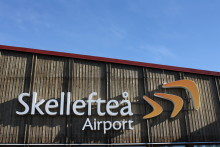Fortsatt passagerartillväxt på Skellefteå Airport