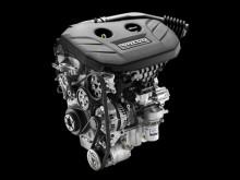 Volvo lanserar energieffektiv 2-liters GTDi-motor med unik turbolösning