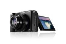 Smart Camera med inbyggd wifi: Det ser ljust ut för Samsung EX2F