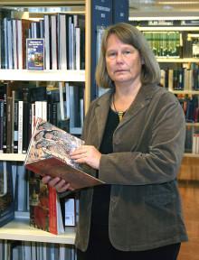 Vilken är din lärstil? - Bibliotekschef Birgitta Vinnå om bibliotek som mediotek