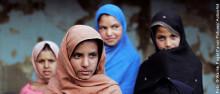 ActionAid på plats i Pakistans flyktingläger
