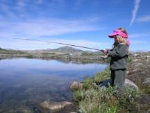 Sliter med fulle fiskevann