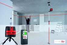 Leica lanserar en 360° korslaser!