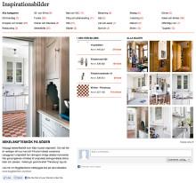Nytt på hemsidan: Massor med inspirationsbilder!