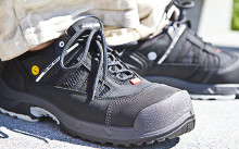 The safety shoe Jalas Zenit gets top reviews from end customers