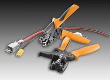 Allt-i-ett-verktyg för polymeroptiska fiberkablar