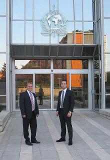 Stort intresse för NetClean på INTERPOL:s specialistmöte i Lyon