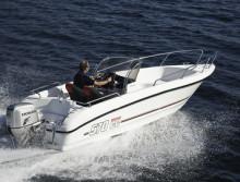 Honda på Stockholms båtmässa (Allt för Sjön)