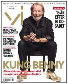 """Benny Andersson: """"Girigheten har tagit över""""."""
