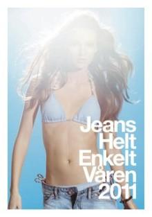 Jeans Helt Enkelt våren 2011