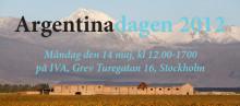 Argentinadagen 2012 - IVA, Grev Turegatan 16, Stockholm