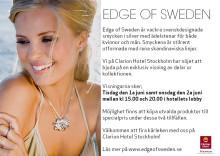 Edge of Sweden - exklusiv smyckesvisning