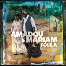 Amadou & Mariam Sverige- och albumaktuella. Nya albumet Folila släpps den 28 mars via Because Music.