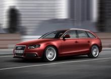Audi A4 Avant 2.0 TDIe nu som godkänd miljöbil